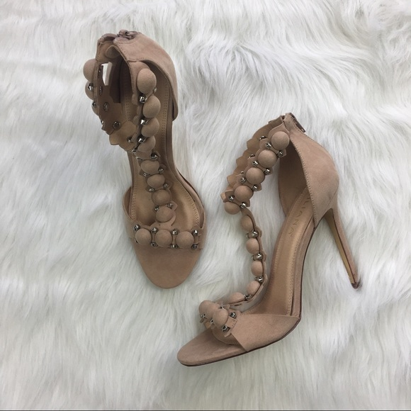 0db9a6c42c0 Lola Shoetique Liliana nude heels